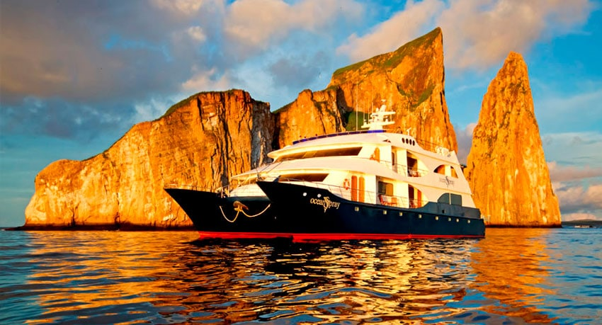 The Top 10 Galapagos Small Ship Cruises