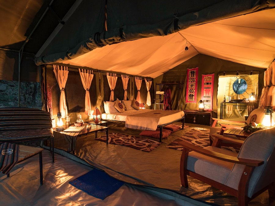 Mara Eden Safari Accommodation