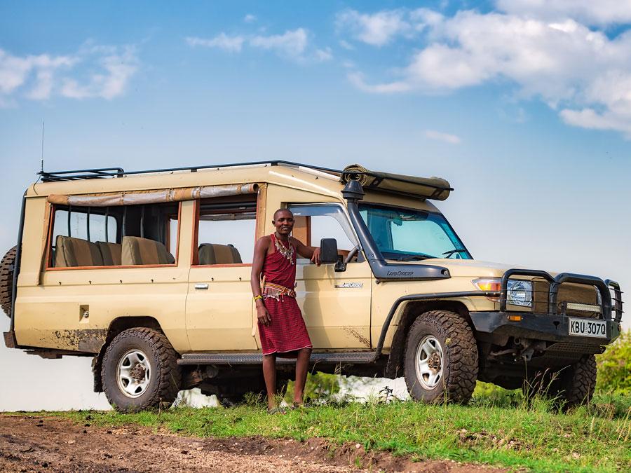 Mara Eden Safari Game Drive