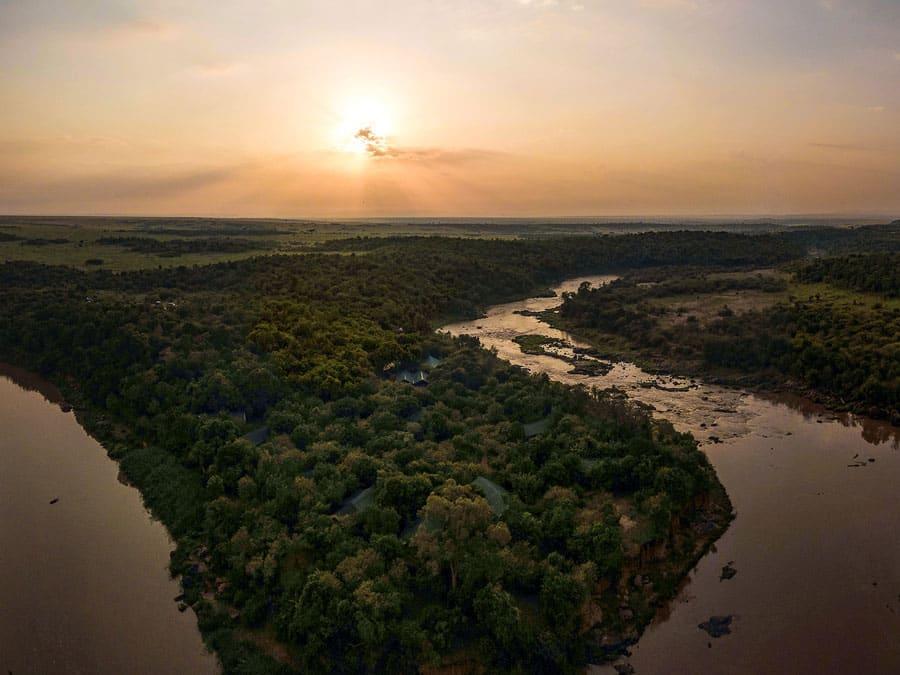 Mara Eden Safari Mara River