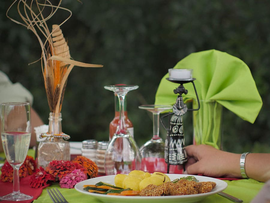 Mara Eden Safari Dining