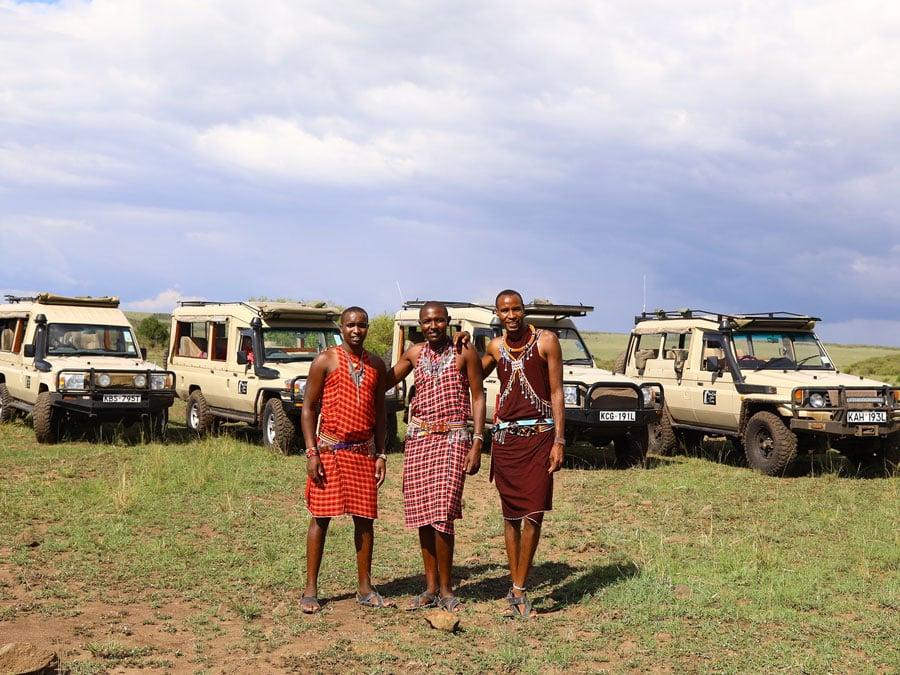 Mara Eden Safari Staff