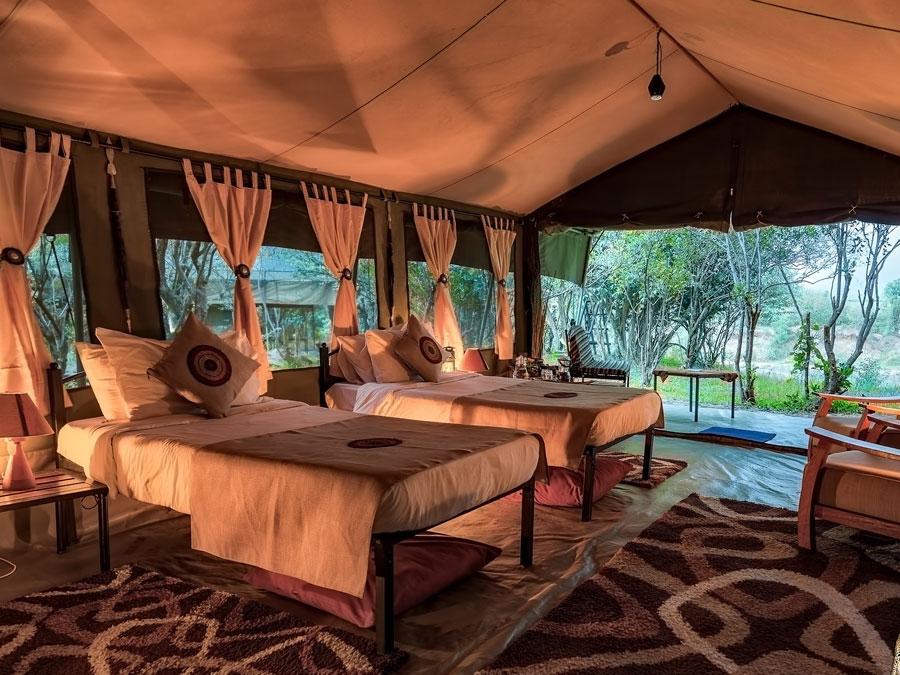 Mara Eden-Safari Camp Single Accommodation
