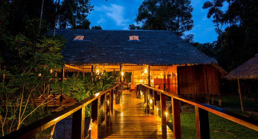 The Posada Amazonas Amazon Eco Lodge