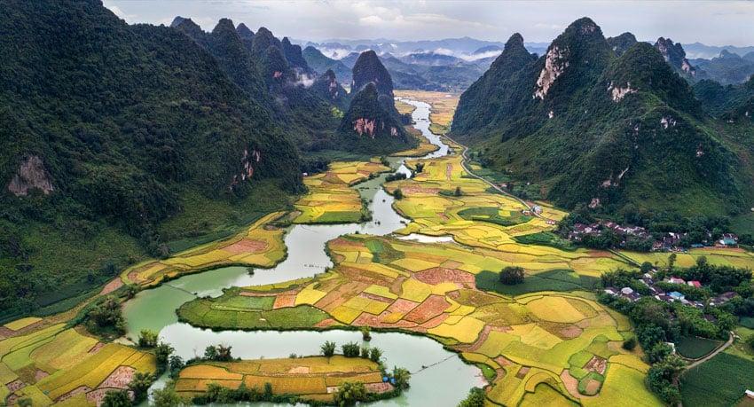 Vietnam Luxury Tours - northern vietnam