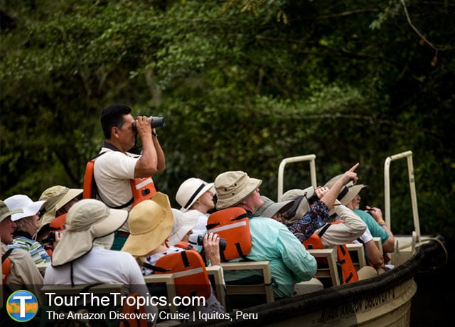 Amazon Discovery Cruise - Iquitos Amazon River Tours