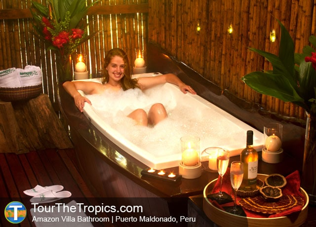 Amazon Villa - Top 10 Luxury Amazon Tours