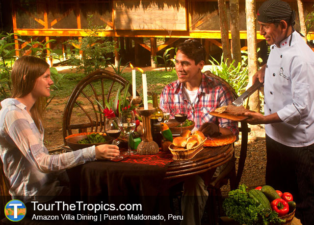 Amazon Villa - Amazon Jungle Adventure Tours In Peru