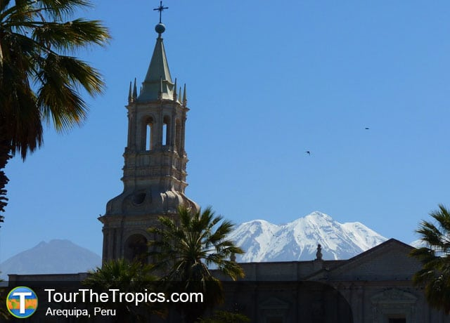 Arequipa - Best Tourist Cities in Peru
