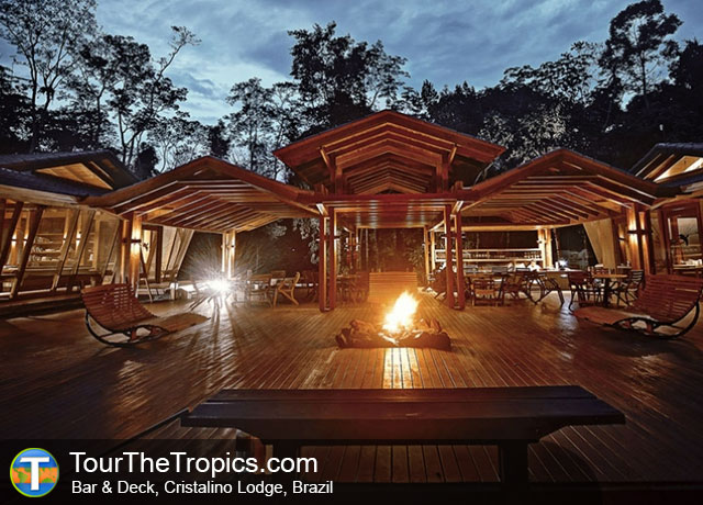 Cristalino Lodge - Luxury Amazon Lodges