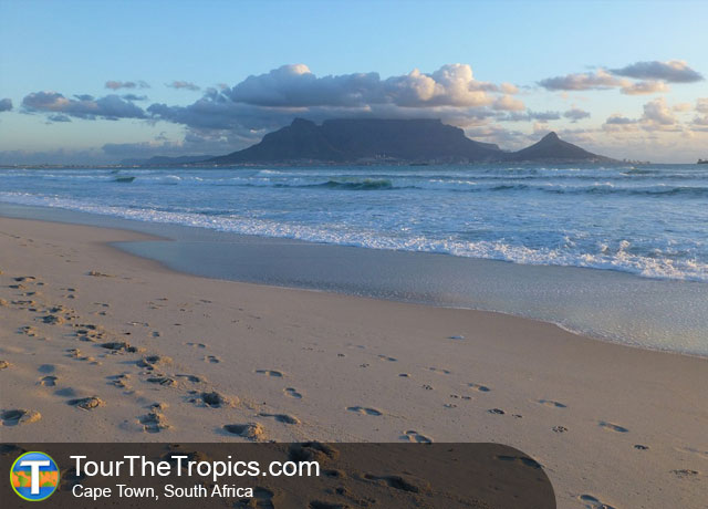 South African Beach - Top Attractions in South Africa