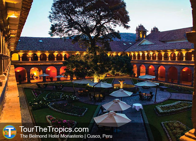 Belmond Hotel Monasterio - High-End Luxury Machu Picchu Tours