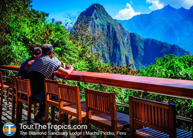Belmond Sanctuary Lodge - High-End Luxury Machu Picchu Tours