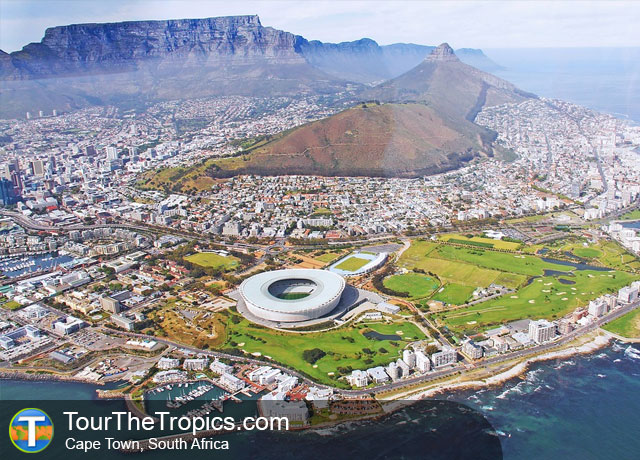 Cape Town - Top Attractions in South Africa
