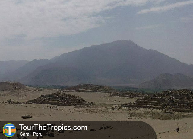 Caral - Top Attractions in Peru