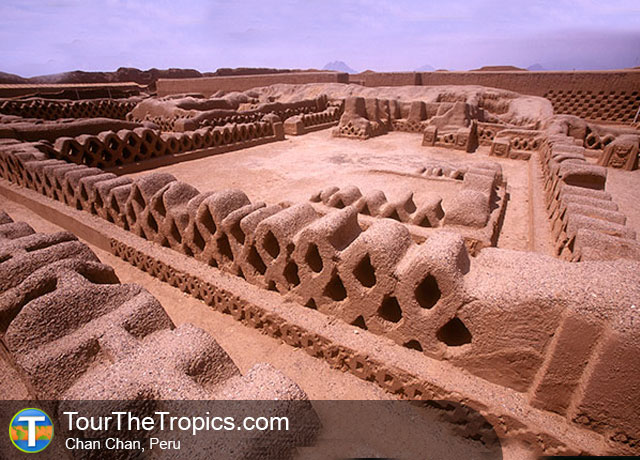Chan Chan - Top Attractions in Peru