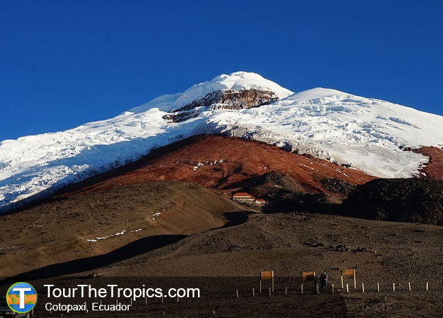 Cotopaxi - Ecuador National Parks and Reserves