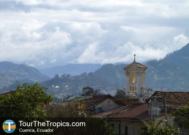 Cuenca - Ecuador Attractions
