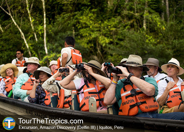 Amazon Discovery Cruise, Iquitos, Peru