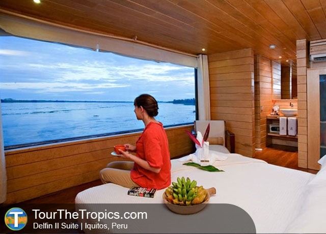 Delfin II - Top 10 Luxury Amazon Tours