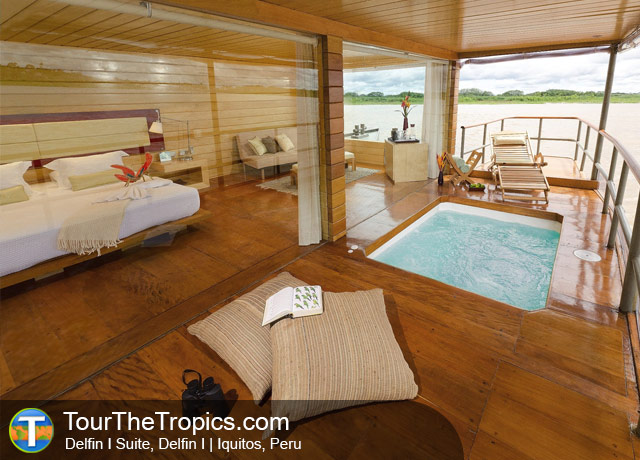 Delfin I Suite, Iquitos, Peru - Amazon Rainforest Travel