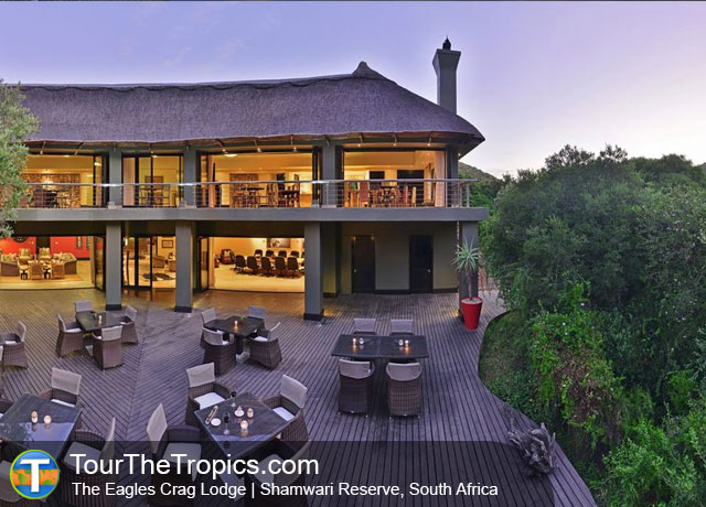 Eagles Crag Lodge - Shamwari Game Reserve Lodges