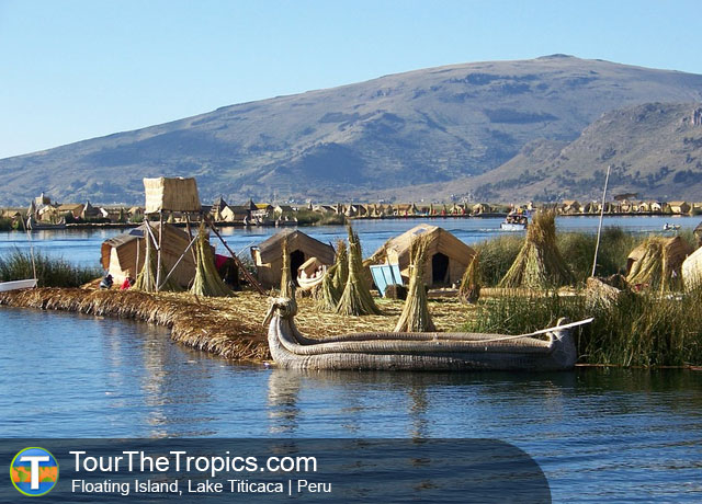 Lake Titicaca - Best Tourist Cities in Peru
