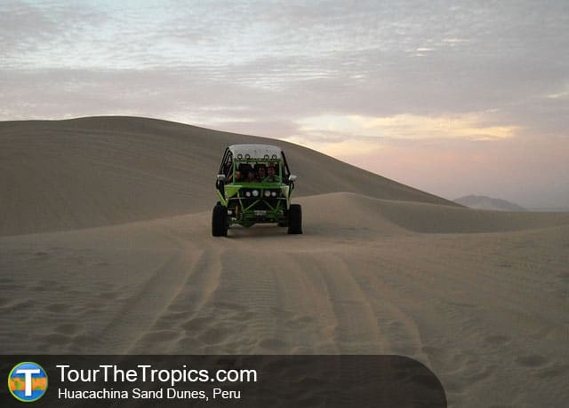 Huacachina - Top Attractions in Peru