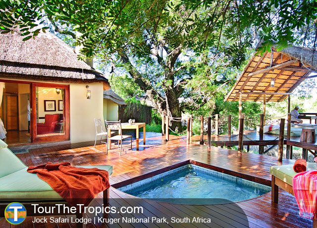 The Jock Safari Lodge - Luxury Tours in South Africa