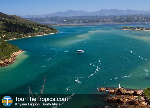 Knysna Lagoon - Top Attractions in South Africa