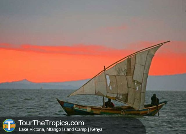 Lake Victoria - Top Tourist Attractions in Kenya