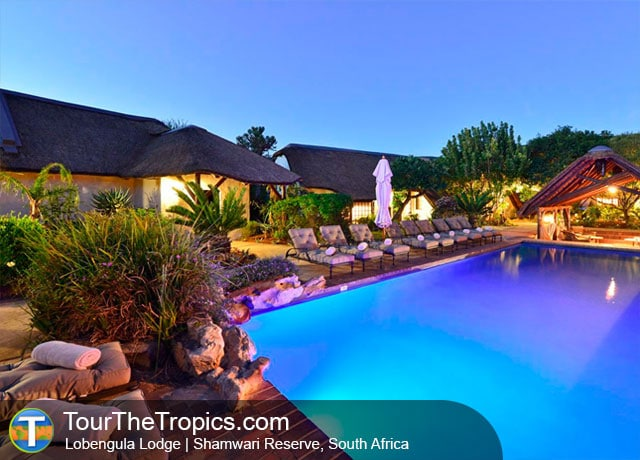 The Lobengula Lodge - Luxury Safari Lodge from Port Elizabeth