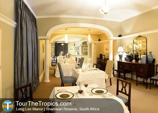 The Long Lee Manor - Shamwari Game Reserve Lodges