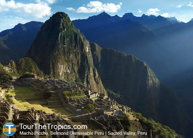 Machu Picchu Tours from the Sanctuary Lodge