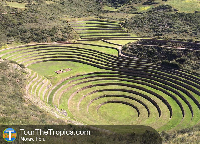 Moray - Top Attractions in Peru