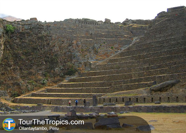 Ollantaytambo Ruins - Top Attractions in Peru