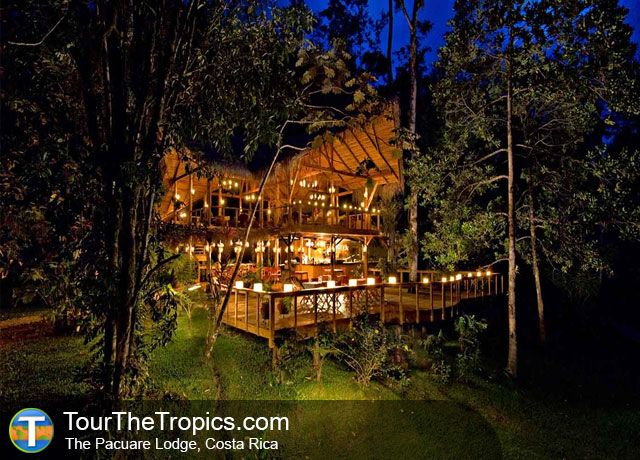 Costa Rica Rainforest Lodge