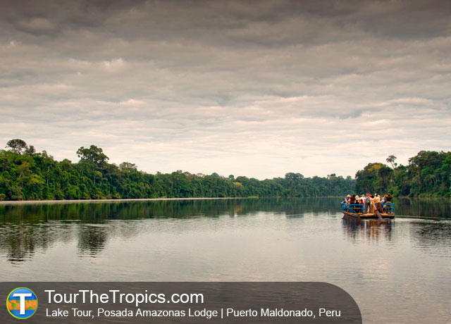 Posada Amazonas Lake - Amazon Jungle Adventure Tours In Peru