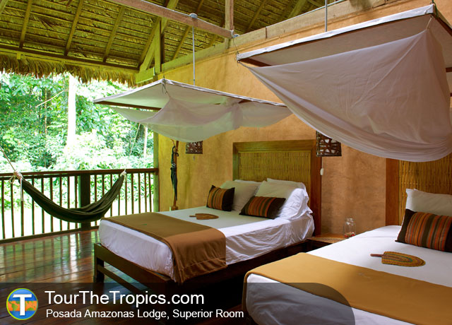 Posada Amazonas Lodge - Amazon Rainforest Travel, Peru