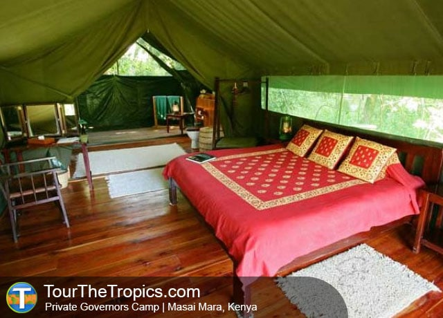 Private Governors Camp - Things To Do On The Masai Mara