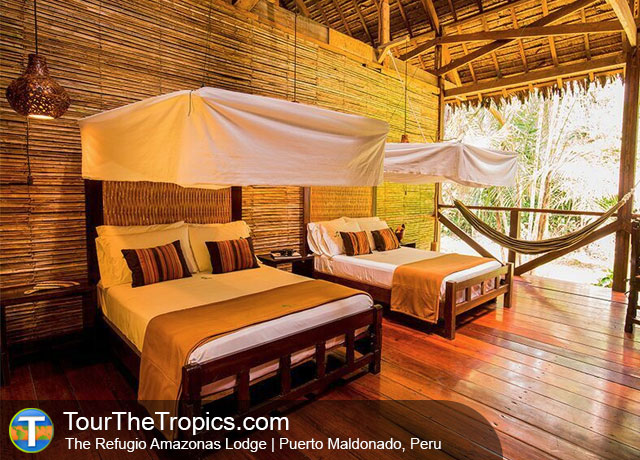 Refugio Amazonas Lodge - Tambopata Rainforest