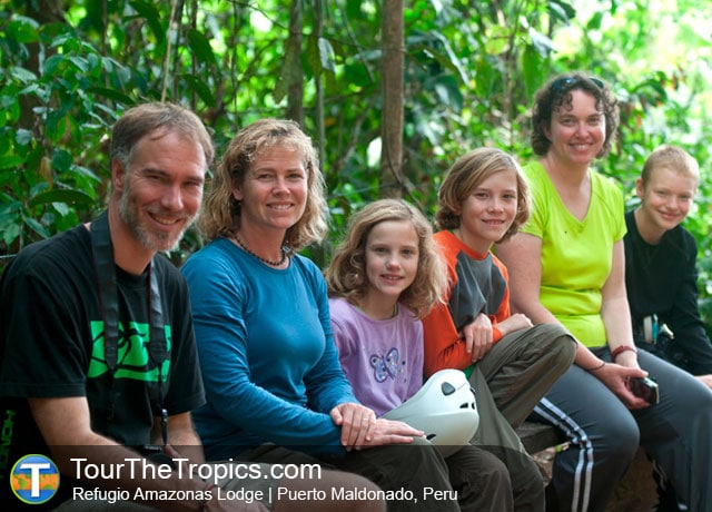 Family Amazon Tour - Things to do in the Amazon Rainforest