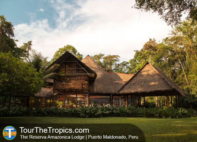 Reserva Amazonica Lodge - Top 10 Luxury Tours in the Amazon
