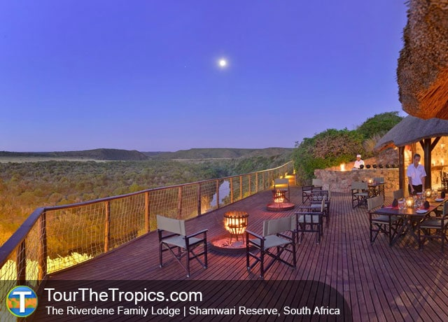 The Riverdene Family Lodge - Shamwari Game Reserve Lodges