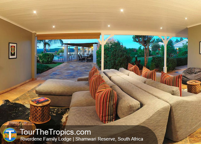 The Riverdene Family Lodge - Luxury Safari Lodge from Port Elizabeth