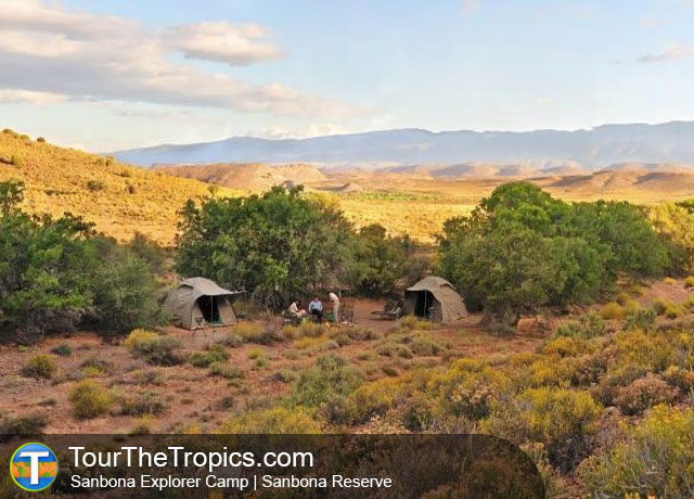 Sanbona Explorer Camp - Top 5 savanna Tours in South Africa