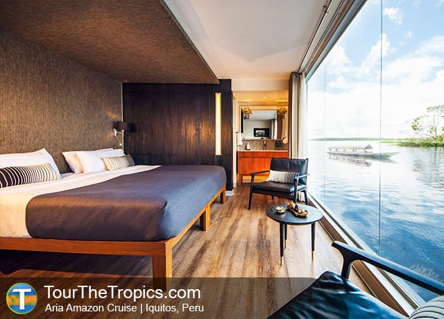 Aria Luxury Cruise - Iquitos Travel