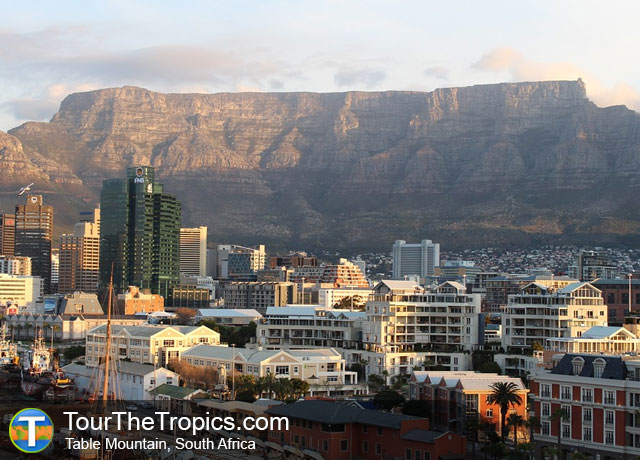 Table Mountain - Top Attractions in South Africa