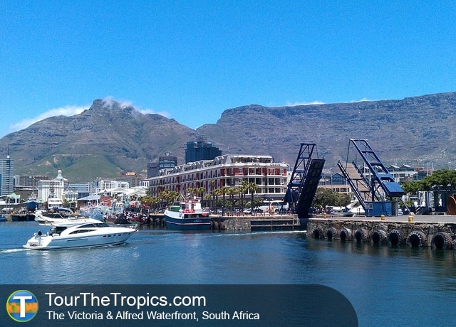Victoria & Alfred Waterfront - Top Attractions in South Africa