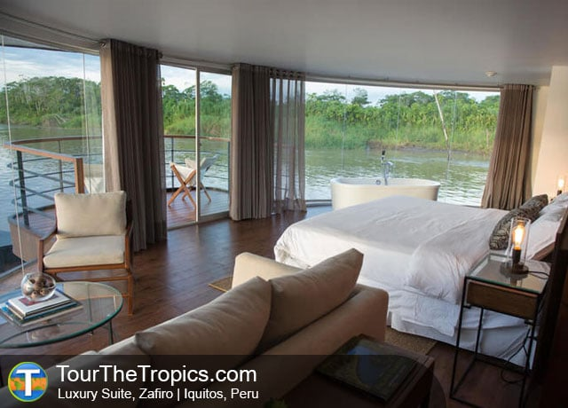 Zafiro Suite - Top Luxury Amazon Tours